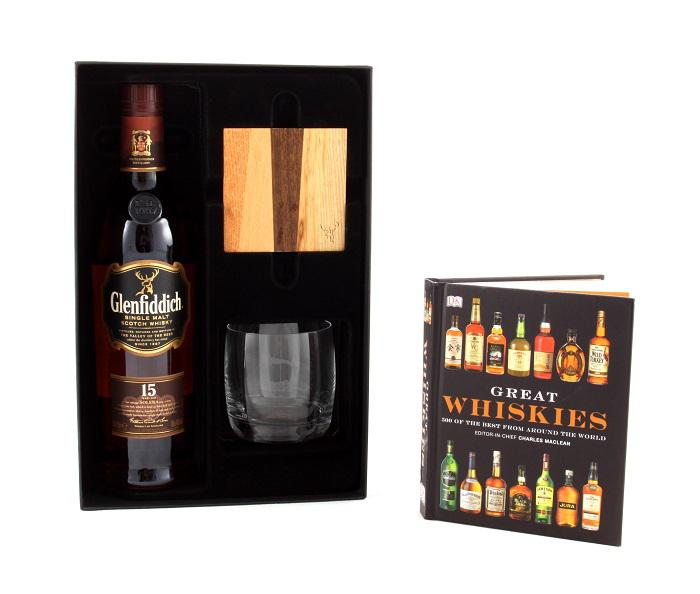 Cadou Glenffidich Passion For Fine Whisky 0