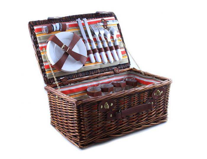 Cos picnic pentru 4 persoane Fagaras 0