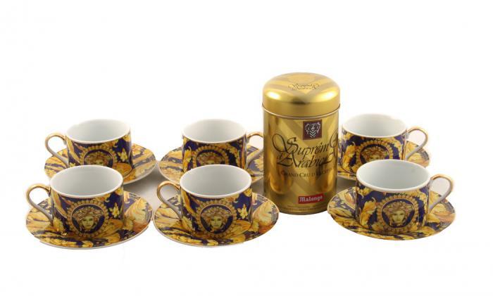Gold Medusa & Gold Supreme D'Arabica 0