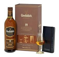 Luxury Glenfiddich 18 yo Scotch Whisky 0
