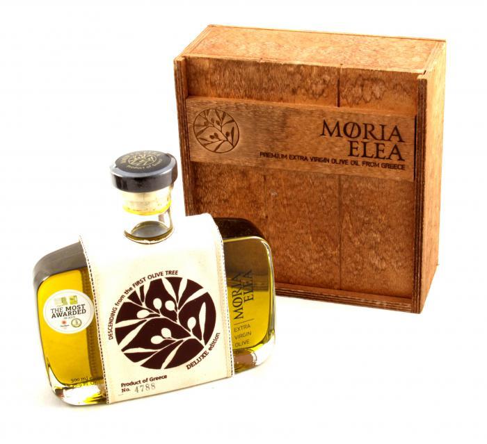 Ulei de măsline DELUXE Moria Elea-big
