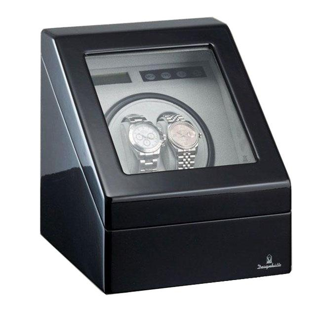 Watch Winder Monaco by Designhütte – Made in Germany - personalizabil 0