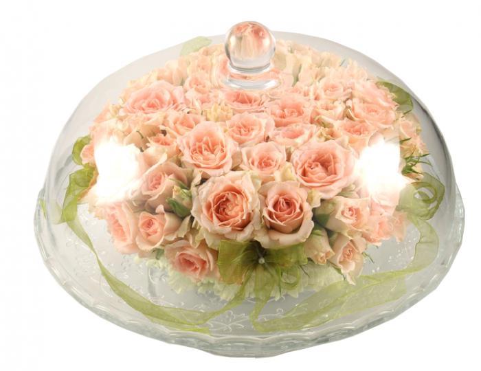 Glamour Minirose Tort 6