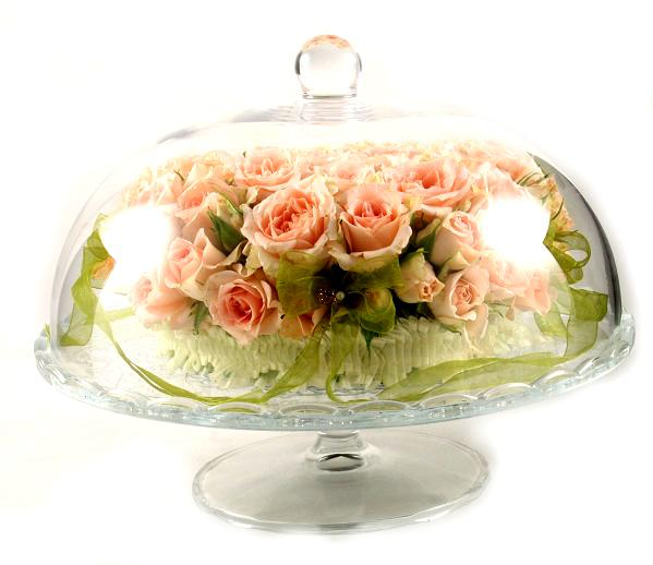 Glamour Minirose Tort 2