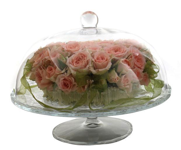 Glamour Minirose Tort 1