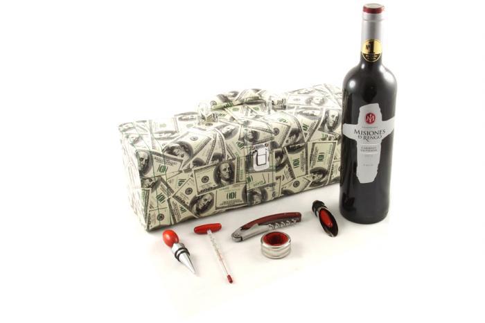 Cutie vin cu accesorii - Dollar Style 2