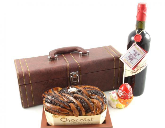 Easter Luxury Wine Box 4