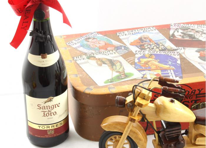 Sangre de Toro Experience Gift Set 3