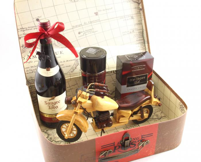 Sangre de Toro Experience Gift Set 2