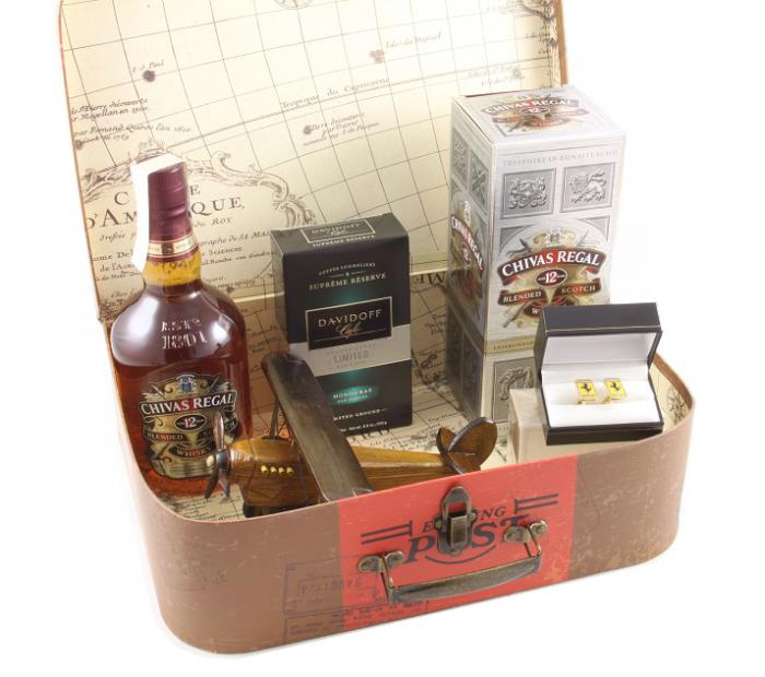 Chivas Regal Flight Passion Gift Set-big