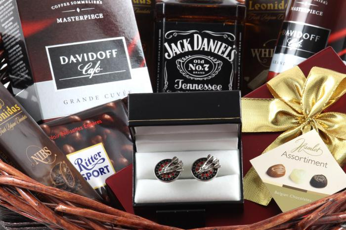 Jack's Premium Gift Basket 1