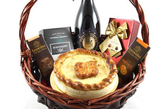Prince Mircea Fabulous Gift Basket 3