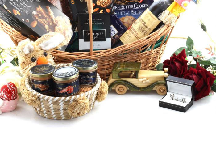 VIP Gift Basket for Gentleman-big