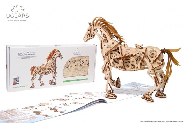 Cal Bionic Puzzle 3D Mecanic 1