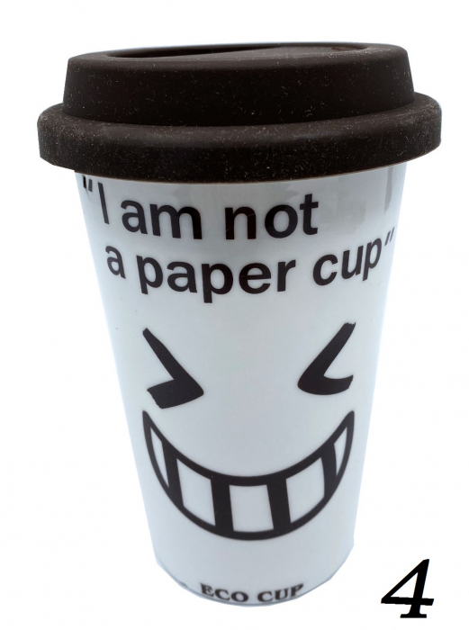 """Cana Eco """"I am not a paper cup"""" 3"""
