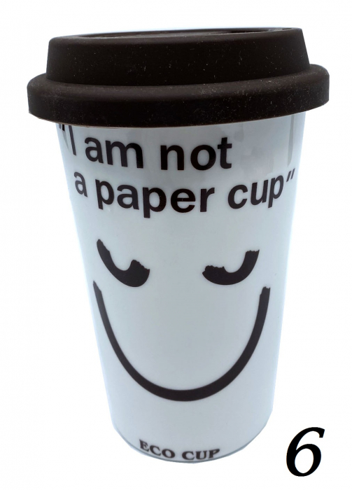 """Cana Eco """"I am not a paper cup"""" 5"""