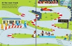 Cars - first sticker book 1