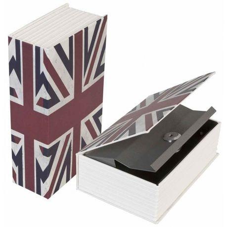 Carte Seif British Value Big 0