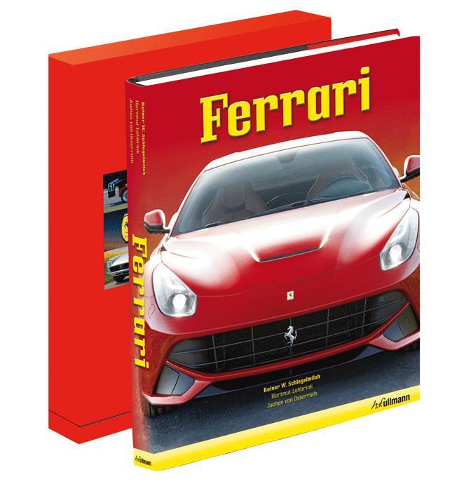 Carte Ferrari 0
