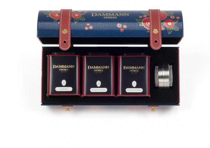 Ceai Dammann Floral Tube 1