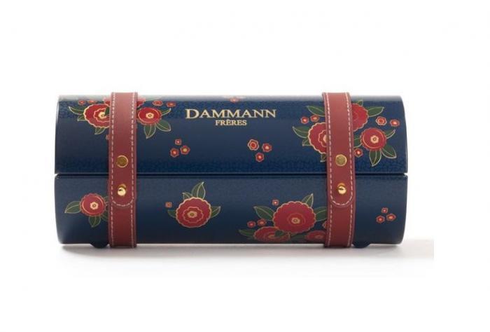 Ceai Dammann Floral Tube 0