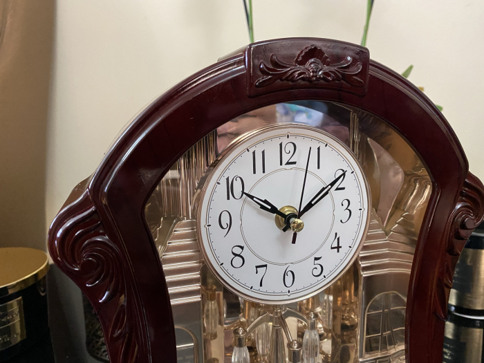 Ceas Classic Time for Elegant Homes [5]