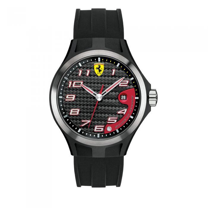 Ceas Scuderia Ferrari Lap Time 44 mm-big