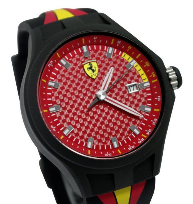 Ceas Scuderia Ferrari Pit Crew GP 4