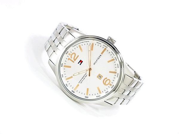 Ceas Tommy Hilfiger Silver Luxury-big
