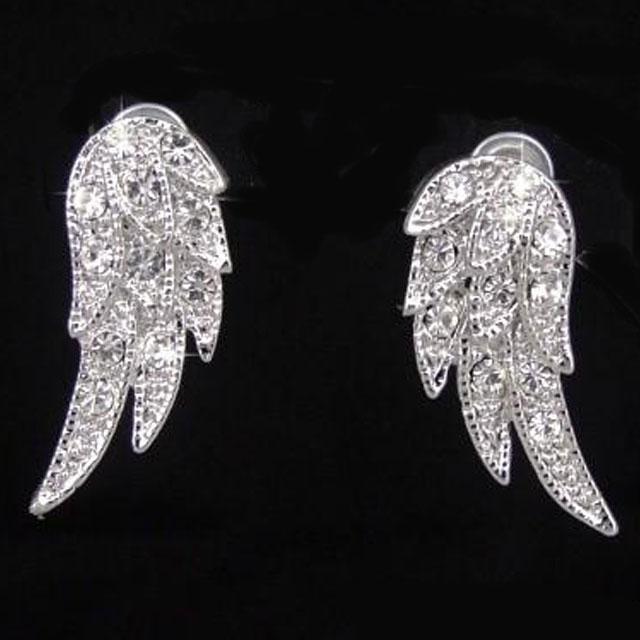 Cercei Aripi de Înger-big