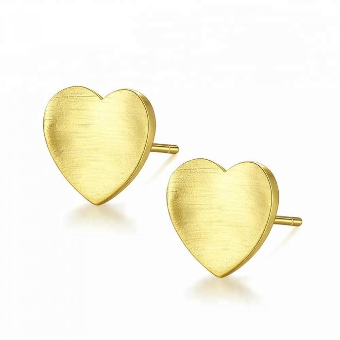 Cercei Borealy Hearts Gold 0