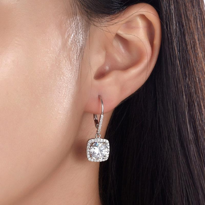 Cercei Borealy Argint 925 Lady Elegance 2