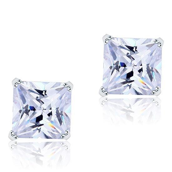 Cercei Borealy One Diamond Square Princess [1]