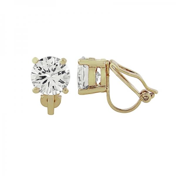 Cercei CLIPS Borealy Diamonds One Gold-big
