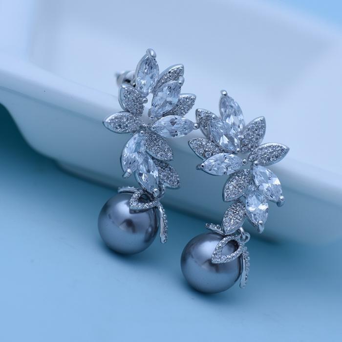 Cercei Pearl de Mer Borealy Grey 1