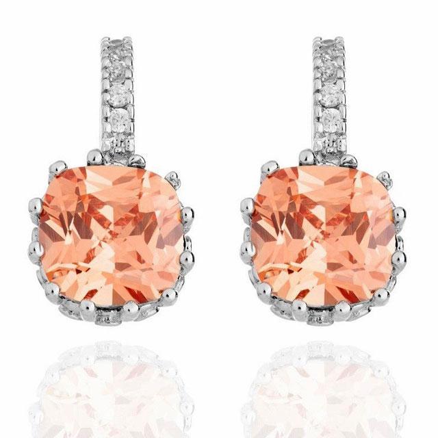 Cercei Borealy Sapphire 3 Carate Amber-big