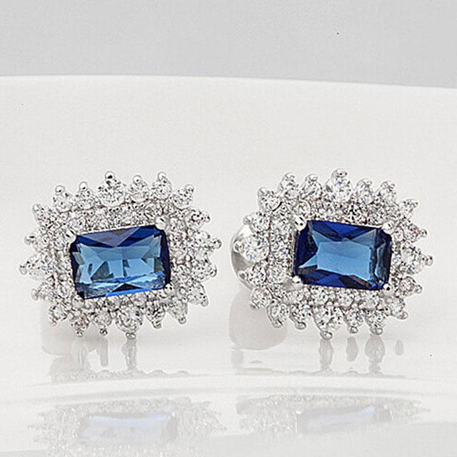 Cercei Borealy Sapphire Blue Princess-big