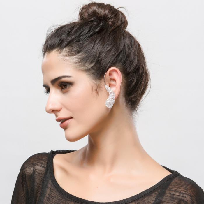 Cercel Borealy Ear Cuff Glamour 1
