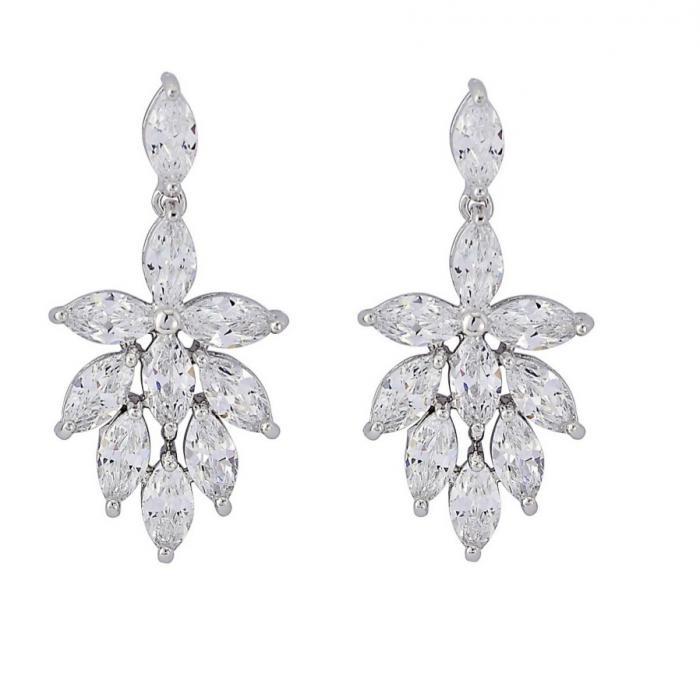 Cercei Borealy Diamonds Divine 0