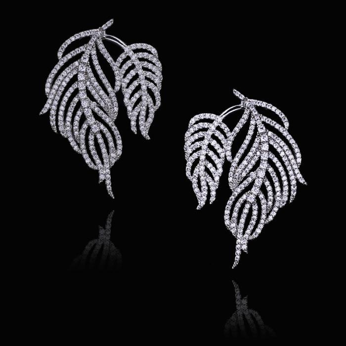 Cercei Borealy Glamour Leaf 1