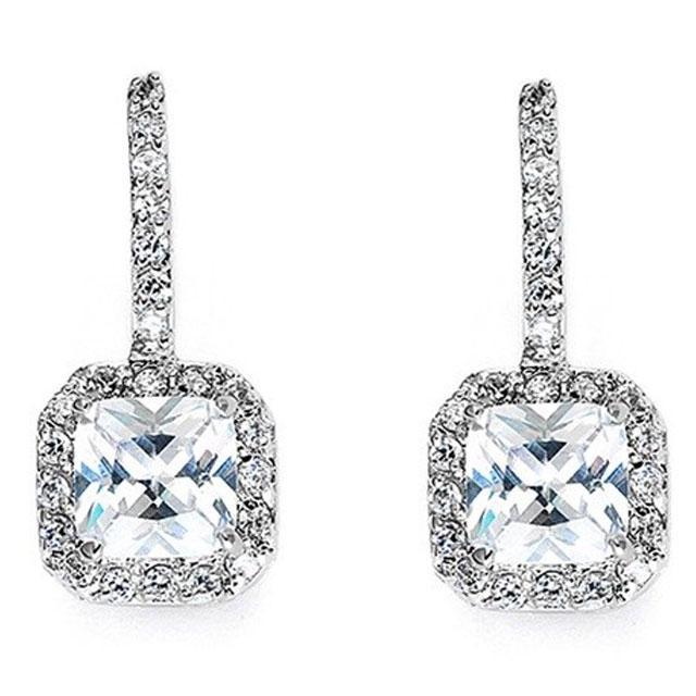 Cercei Borealy Argint 925 Lady Diamond-big
