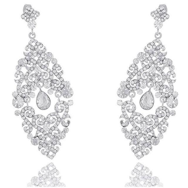 Cercei Borealy Diamonds Chandelier Oriental [0]