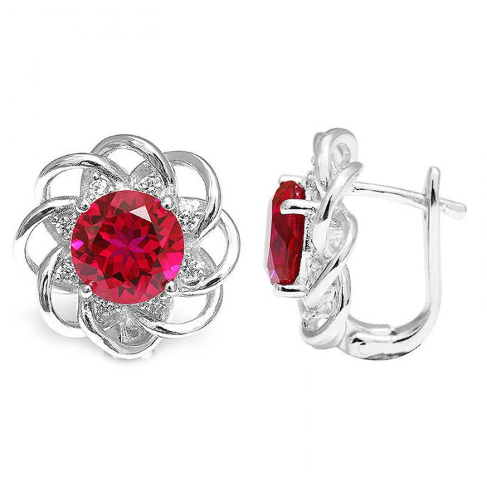 Cercei Rubin Rosa Borealy 2