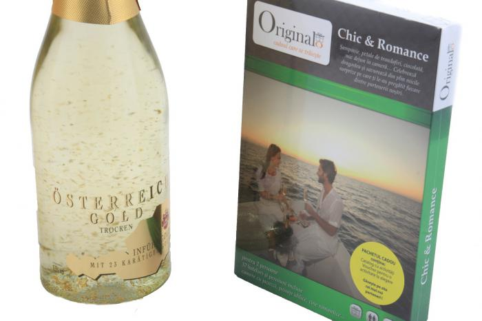 Chic and Romance Gift for Two-big