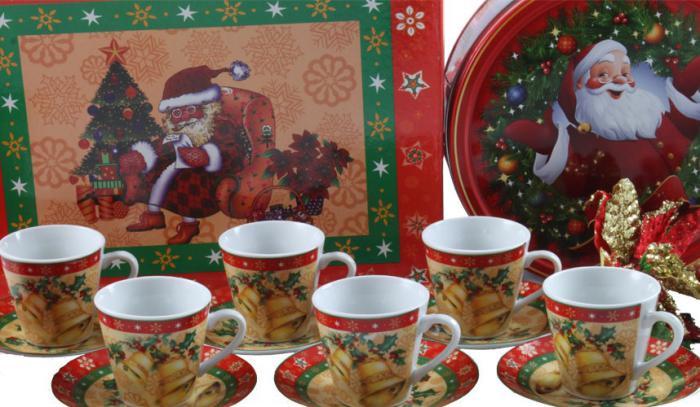 Chirstmas Breakfast Tea & Cookies 1