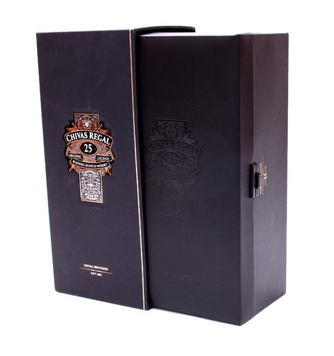 Chivas Regal 25 Years Old - Luxury Limited Edition 1