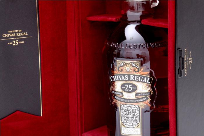 Chivas Regal 25 Years Old - Luxury Limited Edition 2