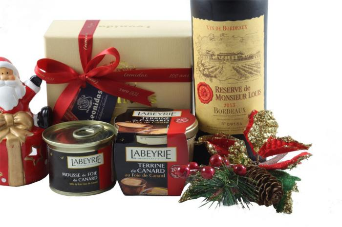 Christmas French Gourmet Gifts-big