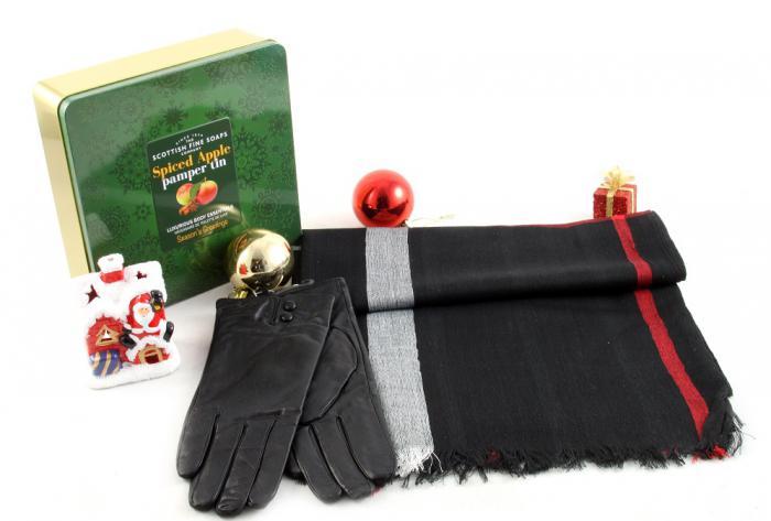 Christmas Gift Spiced Apple Scottish - Ediţie de Crăciun-big