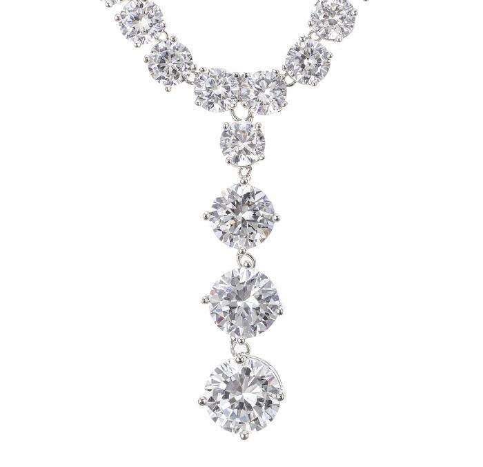 Precious Diamonds Colier by Borealy 3